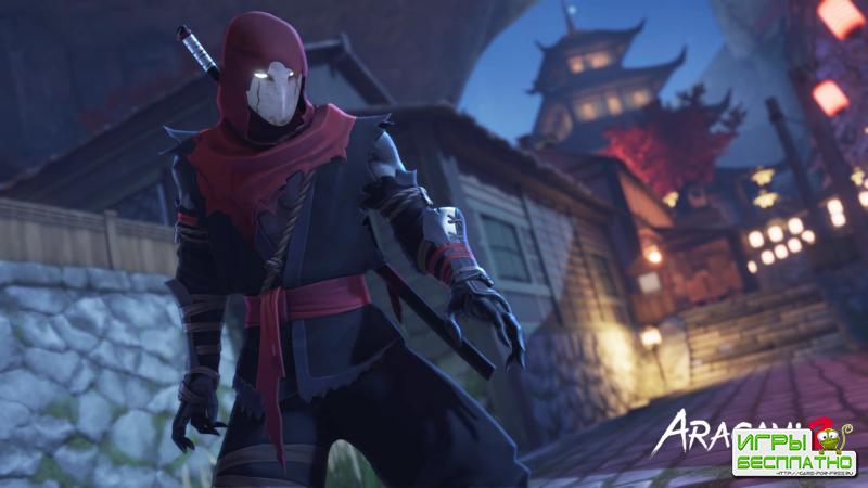 Релизный трейлер приключенческой игры с элементами стелса Aragami 2