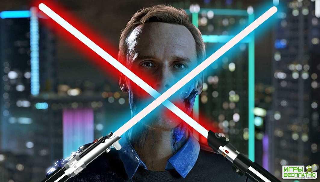 Инсайдер намекнул на новую игру по «Звездным войнам» от авторов Detroit: Be ...