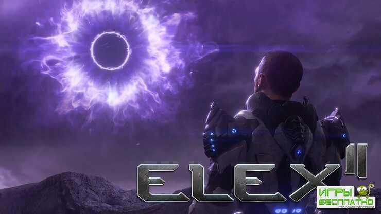 Сюжетный трейлер научно-фантастической игры ELEX 2