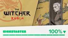 Манга по «Ведьмаку» от CDPR прошла Kickstarter менее, чем за 3 часа