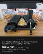 На eBay продали девкит PlayStation 5 за 6000 евро