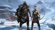Sony намекнула на окно выхода God of War: Ragnarok