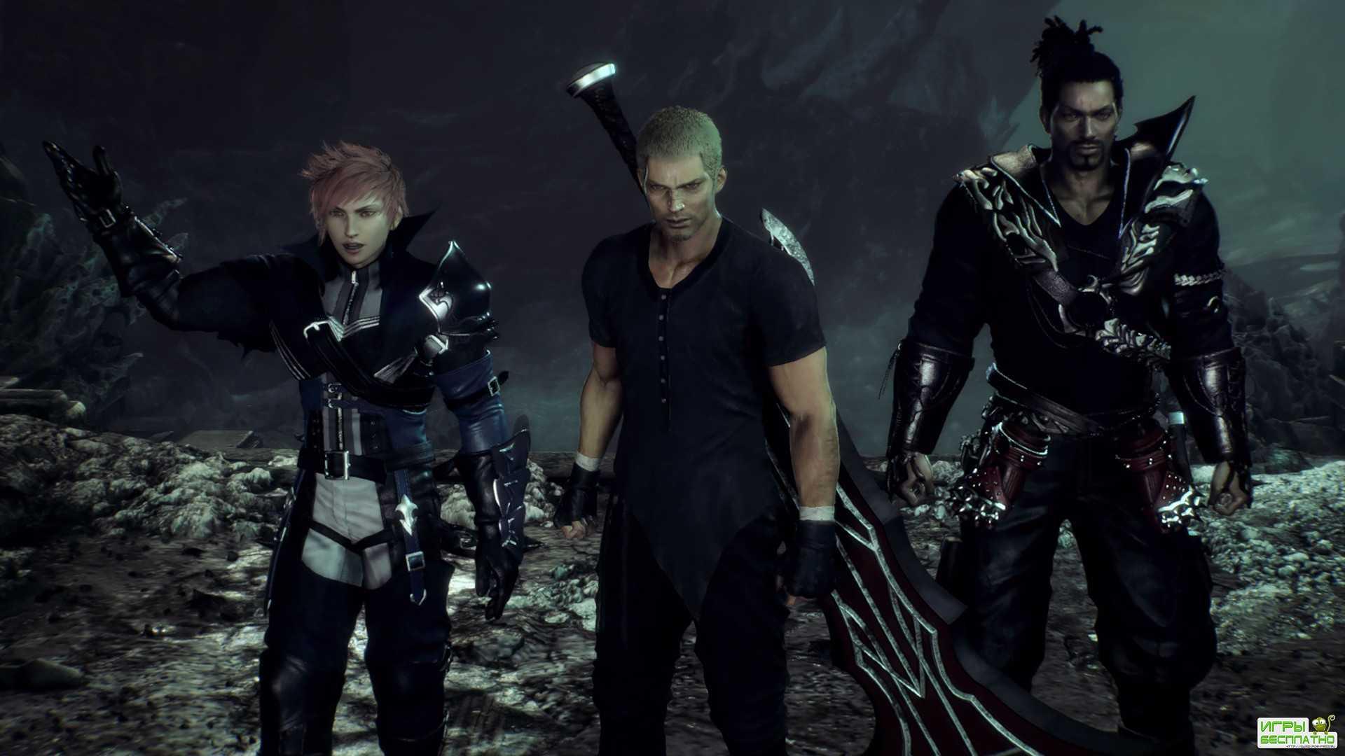 Новый геймплейный трейлер ролевой игры Stranger of Paradise: Final Fantasy Origin
